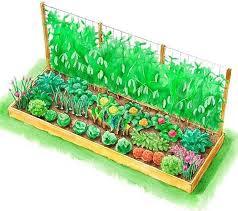 winter season raised garden bed plan raised garden bed plans for a year round