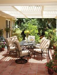 Patio Furniture  Furniture Vintage Fibrella Ecle Barroned - Landscape lane outdoor furniture
