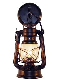 rustic lantern wall mounted light small rustic