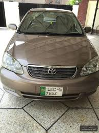 Toyota Corolla Altis Automatic 1.8 2008 for sale in Lahore | PakWheels