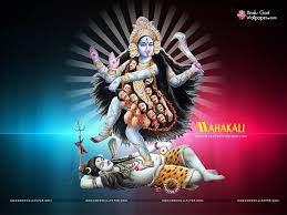 Durga kali, Kali goddess ...