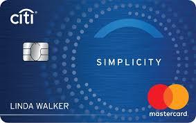citi simplicity card reviews