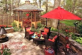 backyard gardens. Beautiful Backyard Garden Design With Gardens Potted Plant Ideas From Play .