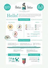 Cool Resumes Wonderful 2811 The 24 Best Creative CV Inspiration Images On Pinterest Design