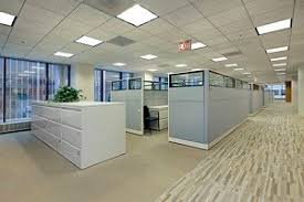 Small office cubicles Clutter Free Office Cubicles Ambers Organizing 10 Tips To Organizing Small Cubicle At Work Ambers Organizing Blog