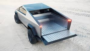 Design Your Own Truck For Fun Cybertruck Is A Highly Conservative Continuation Of The
