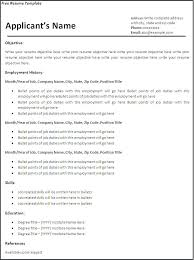 Free Resume Maker Delectable free resume maker Holaklonecco