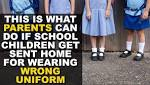 Falmouth School hits back after pupil slams uniform policy