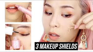 trending makeup shields do they work