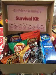 keep this survival kit in your car whenever rhcom boyfriend gift birthday valentineus or just boyfriend