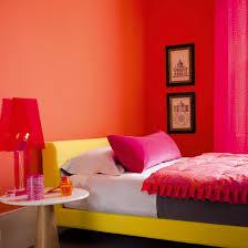 Bright Color Bedroom Ideas