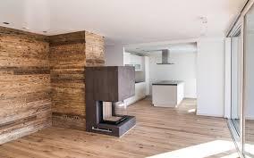 Moderne Offene Küche Meets Altholz Design Ideen Rund Ums Haus Avec