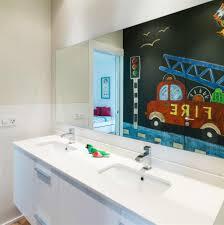 Kids Bathroom Vanities Bathroom Stunning Kids Bathroom Decor Ideas With White Bathroom