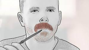 how to trim your mustache like a pro in