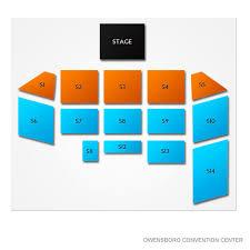 Owensboro Sportscenter Seating Chart Chris Janson Sat Feb 1 2020 Owensboro Convention Center