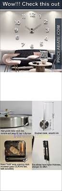 Small Picture 17 best Modern clocks images on Pinterest Diy wall clocks