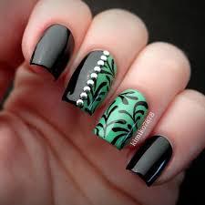 Znalezione obrazy dla zapytania zielone paznokcie
