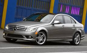 2009 Mercedes-Benz C-class / C300 / C350 / C63 AMG   Review ...