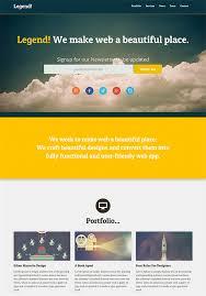 website templates free photoshop