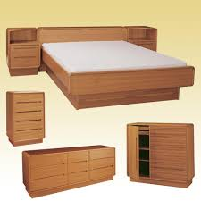 Scandinavian Teak Bedroom Furniture Patrick Scandinavian Bedroom Scandinavian Teak Platform Bed With