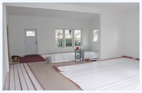 our renovation a fresh coat of white interior paint