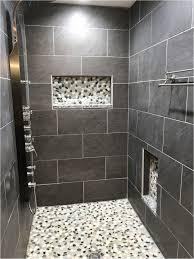 bathroom light covers ideas charcoal black pebble tile border shower accent s bathroom light covers l91