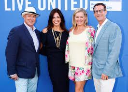 Avis & Bruce Richards raise over $200k for United Way! - KDHamptons