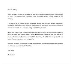 Termination Letter Without Cause - East.keywesthideaways.co