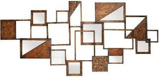 cbk styles 43928 mirror wall decor square rectangular shaped panels antique gold finish  on rectangular wall art panels with cbk styles 43928 mirror wall decor square rectangular shaped