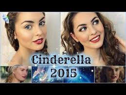 lily james as cinderella makeup tutorial natural glam looks jackie wyers you