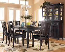 incredible dark wood dining room set interesting dark wood dining room table and chairs 23 in