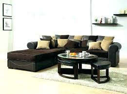 u shaped couch with ottoman u shaped sectional with ottoman l shaped couch with ottoman brown