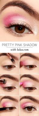best eyeshadow tutorials pretty pink eyeshadow tutorial easy step by step how to for eye shadow cool makeup tricks and eye makeup tutorial with