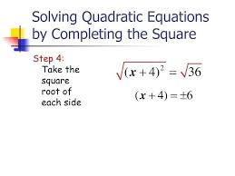 solving the quadratic equation by completing the square solving quadratic equations completing the square worksheet solving