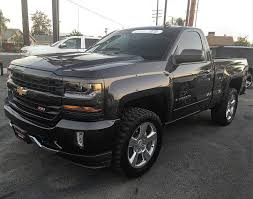 Chevrolet : Used Stunning Chevrolet Silverado Single Cab Chevrolet ...