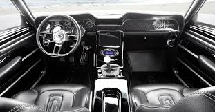 ford mustang 1967 interior. ford mustang mufasa custom luxury interior 1967
