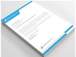 Letterhead Design In Word 12 Free Letterhead Templates In Psd Ms Word And Pdf Format