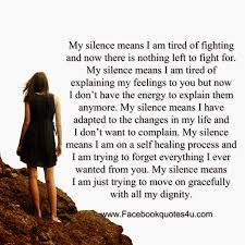 Mesmerising Words Of Wisdom Mesmerizing Quotes My silence means Lessons in Life Pinterest 14