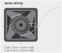 4 ohm dual voice coil subwoofer wiring diagram best of 2 ohm dual 4 ohm dual voice coil subwoofer wiring diagram best of 2 ohm dual voice coil wiring