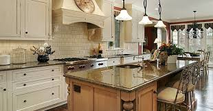 the benefits of a marble island kitchen countertop