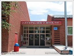 Colorado Springs Daily Photo: Queen Palmer Elementary School