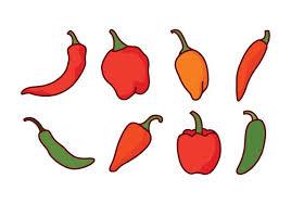chili pepper vector. Exellent Chili Chili Peppers Vector Pack Inside Pepper I