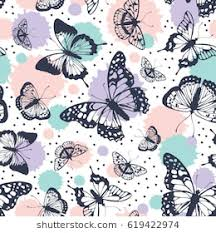 Butterfly Pattern Classy Butterfly Pattern Images Stock Photos Vectors Shutterstock