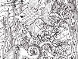 Intricate Coloring Pages Printable Free Adult Detailed For