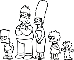 futurama coloring pages. Delighful Pages Futurama Coloring Pages The Simpsons Free  Download And C