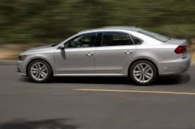 North American VW Passat Will Migrate To MQB Platform
