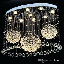 oval crystal chandelier oval crystal led ceiling chandeliers crystal modern led chandelier lighting pendent lamps for oval crystal chandelier