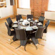 Circular Dining Table For 6 Dining Room Table Modern Round Dining Table For 8 Decor Ideas