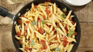 photo of kellie s simple penne with pepperoni and cheese by barilla canada