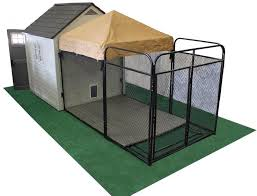 17 best ideas about dog kennel flooring on small dog house outdoor dog
